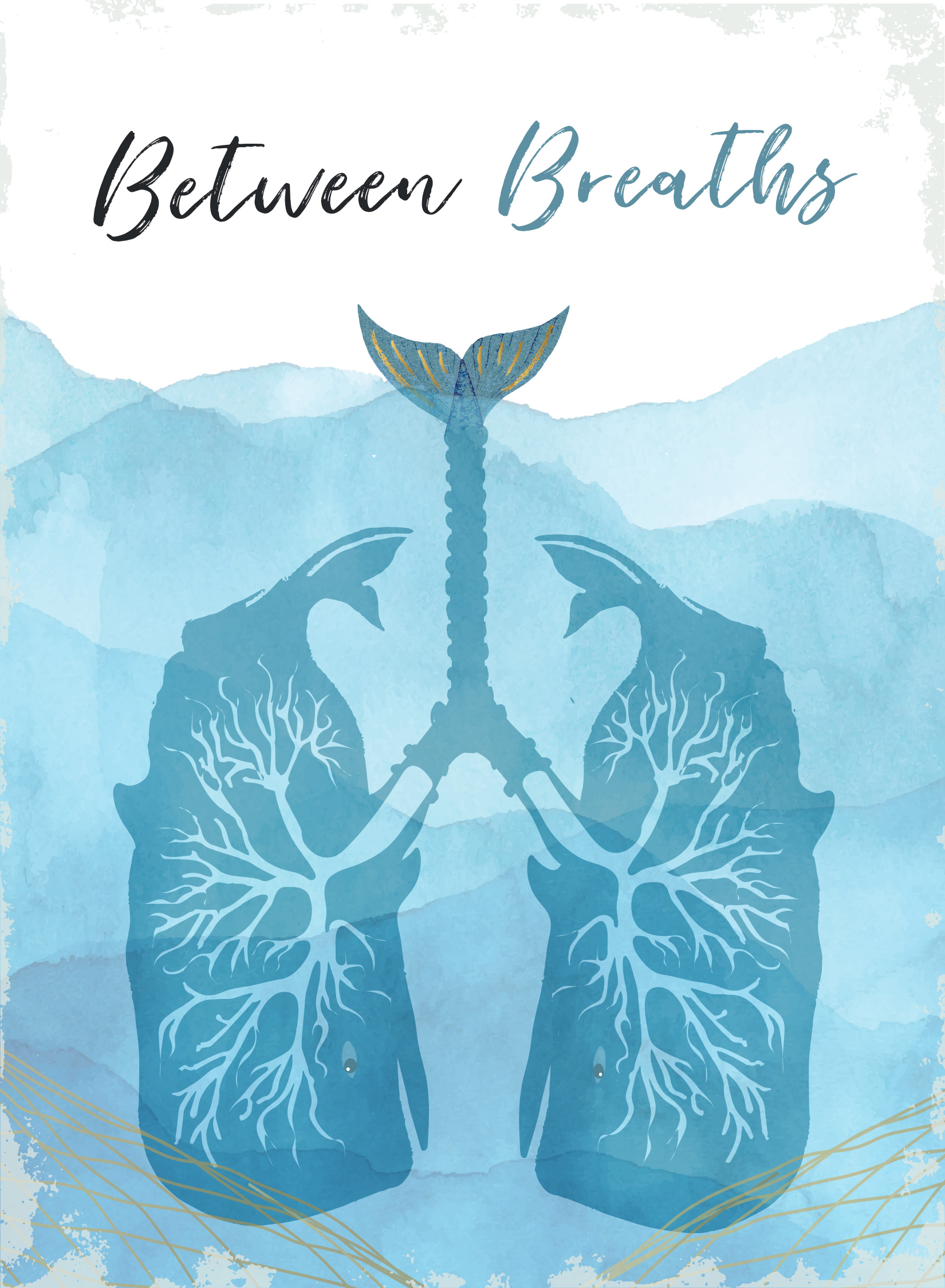 Between Breaths original art