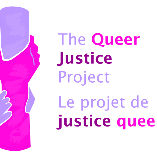 The Queer Justice Project logo